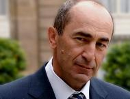 Armenian Constitutional Court Says to Review Claims of Ex-Preside ..