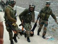 Indian troops launch operations in Baramulla, Pulwama areas