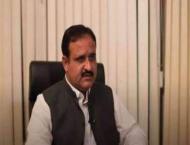 Punjab Chief Minister Sardar Usman Buzdar visits various city par ..