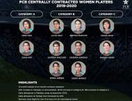 PCB announces enhanced central contracts for women cricketers