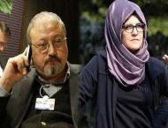 Khashoggi's Fiancee Hopes US Congress to Call for Int'l Probe Int ..