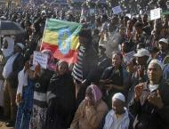 Tens of thousands mourn slain leaders in Ethiopia