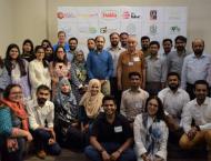'Stimulus -ClimateLaunchpad Pakistan: Training Boot Camp Kicks- ..