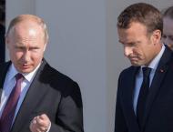 Macron Suggests to Putin to Discuss Ukraine, Syria, Iran