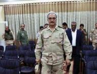 Haftar vows attacks on Turkish assets in Libya