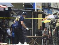 Deadly Philippine bombing likely a suicide attack: army