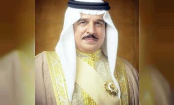 ملك البحرين يلتقي كبير مستشاري وزارة ..
