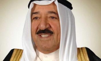 أمير الكويت يتلقى رسالة خطية من الرئيس ..