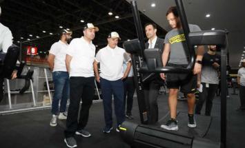 عالم دبي للرياضة يفتح أبوابه رسميا أمام ..