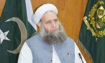 وزیر الشوٴون الدینیة الباکستاني الدکتور ..