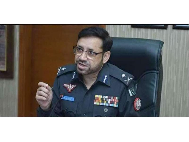IGP Praises SSP Traffic Malir, Team - UrduPoint