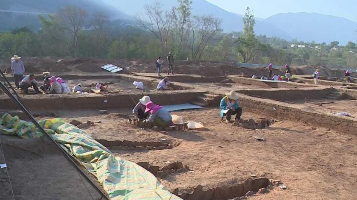 2,000 year-old graveyard discovered in Yunnan Province