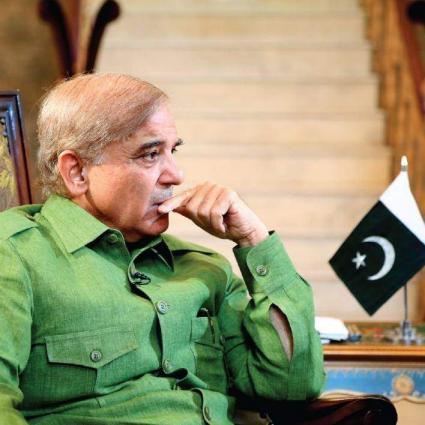 رئیس حزب الرابطة الاسلامیة (ن) شھباز شریف سیصل الي باکستان الیوم