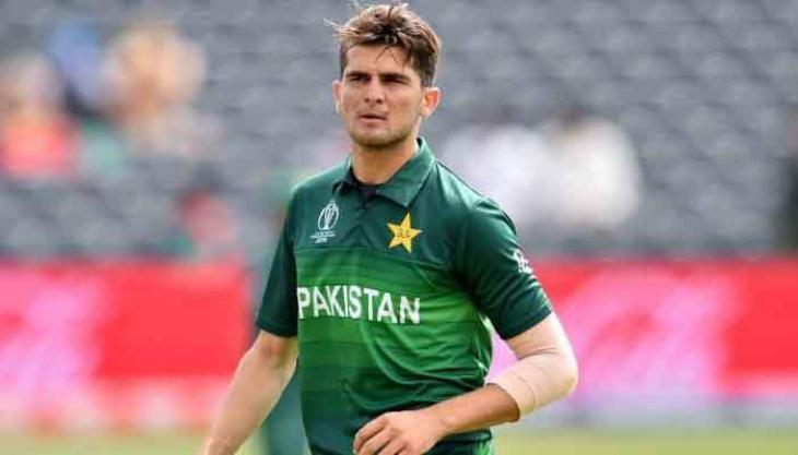 Shaheen Afridi vows to get early breakthrough if given opportunity