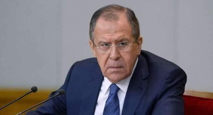 Russian Foreign Minister Says Discussed Bilateral Cooperation With Grenadian Counterpart