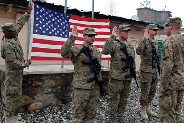US Extends Length Of Tours For Soldiers In Europe, Japan - Army