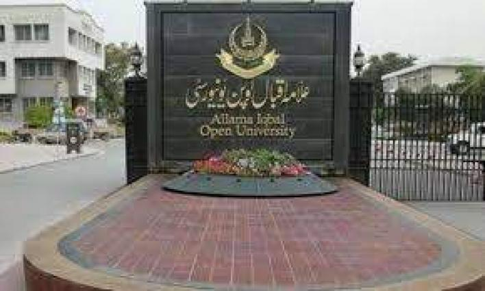 Allama Iqbal Open University (AIOU)  promotes academic research on special education
