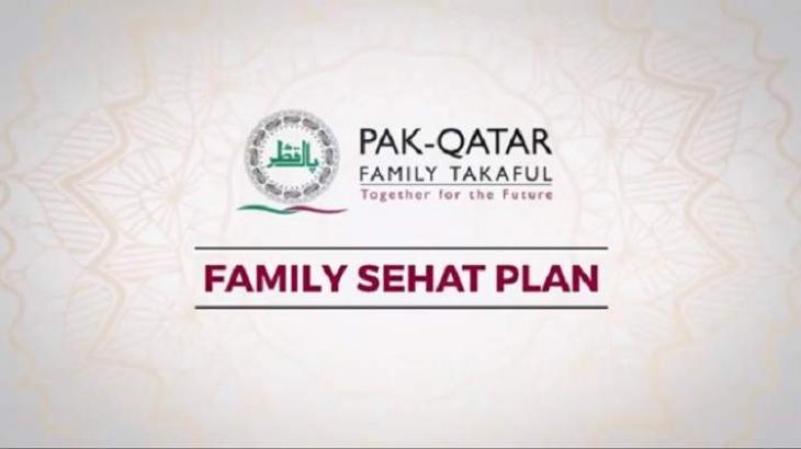 Pak-Qatar Family Takaful Launches Family Sehat Plan