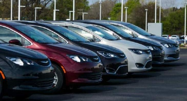 Global car sales expected to shrink by more than 4 mln units