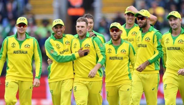 Australia beat Pakistan by 41 runs in Cricket World Cup