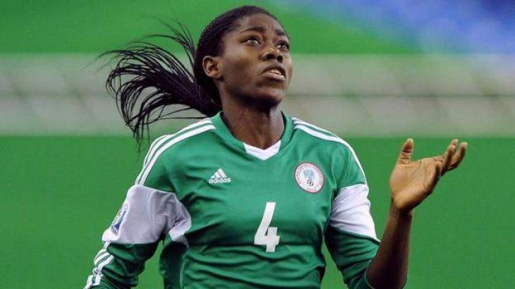'Special' Oshoala inches Nigeria towards World Cup knockouts