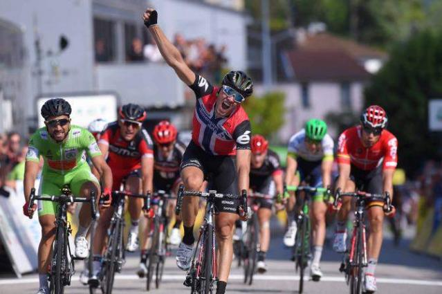Cycling: Criterium du Dauphine stage 4 results