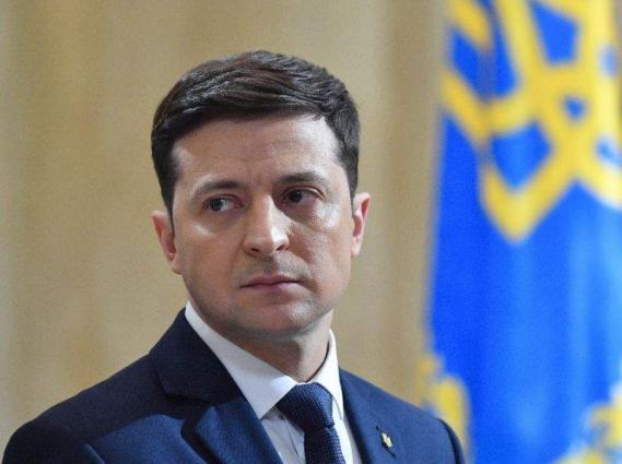 Ukrainian President Zelenskyy Party's Lead Slips to $47.5% - Poll
