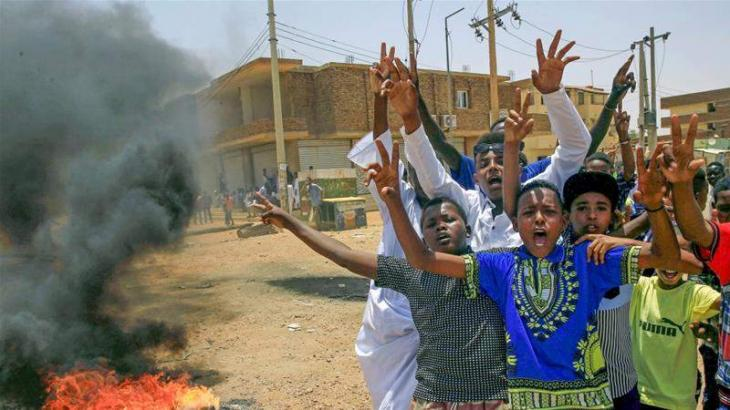 Sudan Opposition Demands International Probe Into Deadly Crackdown on Khartoum Protest
