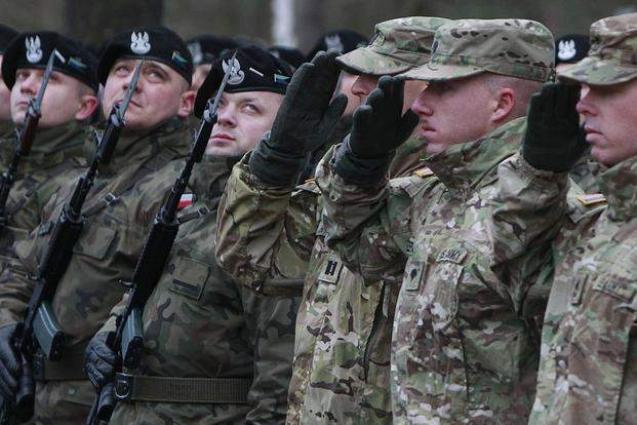 Trump Says Poland to Build Facility For 1,000 US Troops