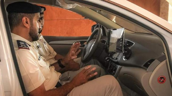 Abu Dhabi Police launch 'Smart Driving Test Project'