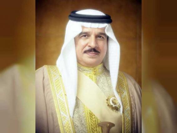 ملك البحرين يلتقي كبير مستشاري وزارة الدفاع البريطانية للشرق الأوسط