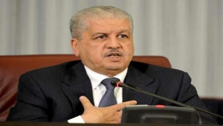 Former Algerian Prime Minister Sellal Detained in Corruption Case - Reports