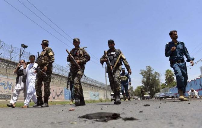 Suicide bomber kills 11 in eastern Afghanistan