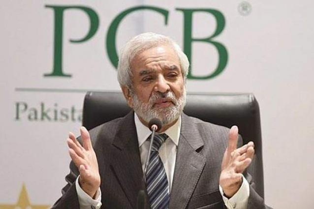 Task being achieved to put PCB and cricket on right direction: Ehsan Mani