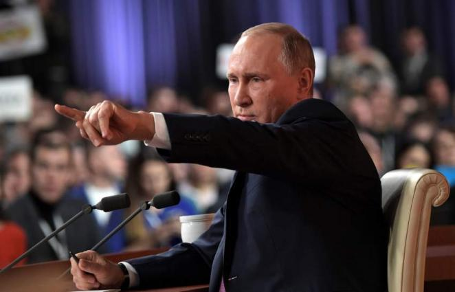 Putin Stresses Need for SCO to Block Sponsoring of Terrorists