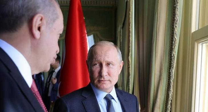 Putin Stresses Need to Eliminate Terrorists in Syrian Idlib, Boost Humanitarian Support
