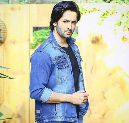 TV: Danish Taimoor tops the most popular male TV actor category, cited by 10% of Pakistanis who watch dramas