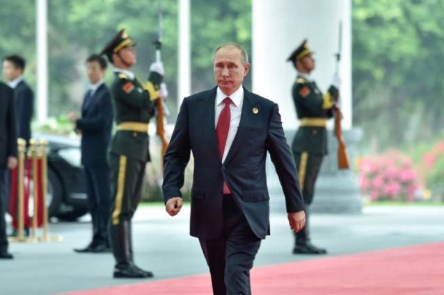 Putin Invites SCO Allies to Russia's 2020 Victory Day Celebrations