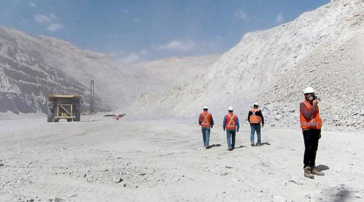 Workers go on strike at Chuquicamata copper mine in Chile