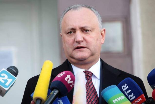 Moldovan President Thanks UK for Backing New Government