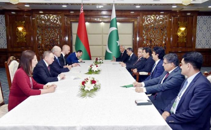 Pakistan, Belarus agree to intensify bilateral cooperation in agriculture, industry, technology