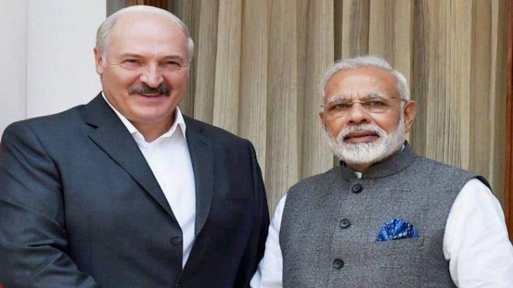Indian Prime Minister Accepts Belarusian President's Invitation to Visit Country - Minsk