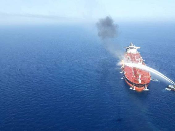 Oil rises again on tension fuelled by tanker attacks