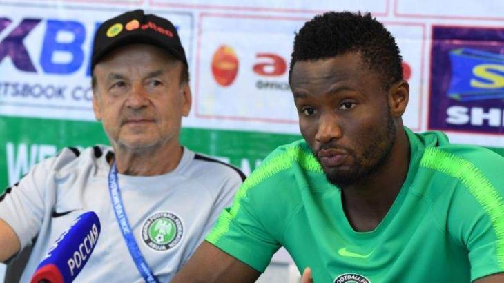 Nigeria captain Obi Mikel targets second Africa Cup triumph