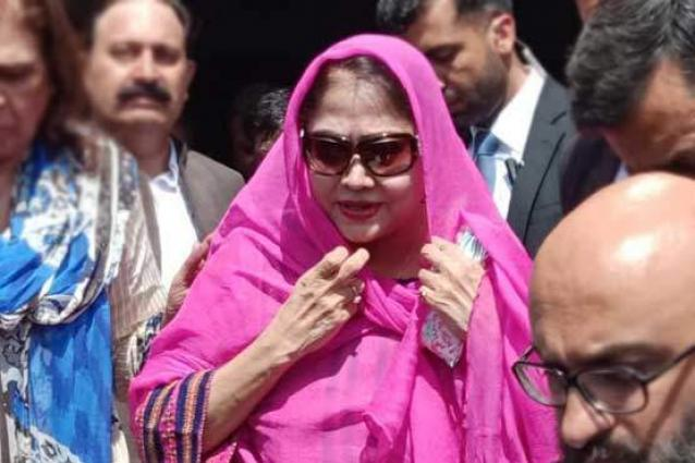 Faryal Talpur to be confined at home: NAB