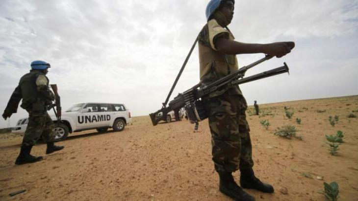 UNAMID Refuses to Handover Sites to Transition Military Council in Sudan - Official