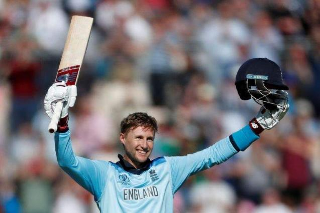 Root hits century as England coast to World Cup win against West Indies