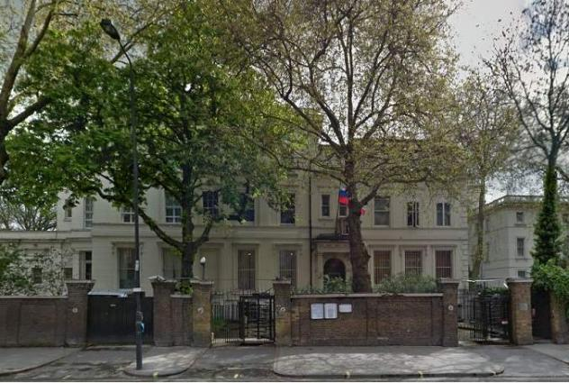 Russian Embassy Demands Explanation Amid Reports of UK Special Forces' Russia Mission