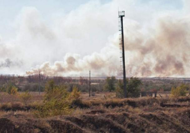 Grass Fire at Munitions Disposal Site in Central Russia Extinguished - Defense Ministry
