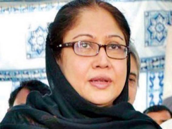 Fake accounts case ,NAB places Talpur under house arrest